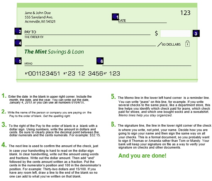 Fillable Blank Check Template Free [Word, PDF]