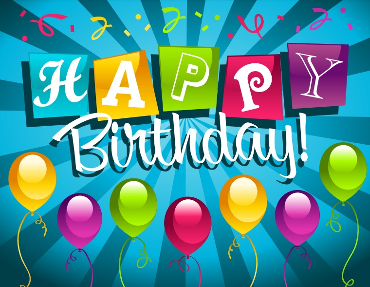 20+ Printable Birthday Card Template [Word, PDF]