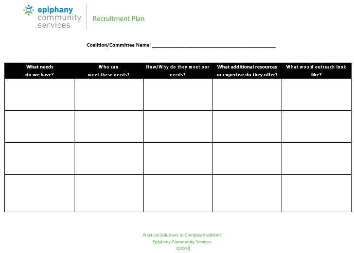 Free Recruitment Plan Templates (Examples & Samples)