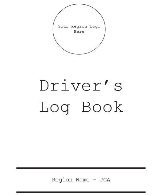 free driver log book template