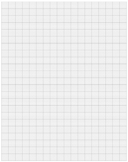 free graph paper template 1