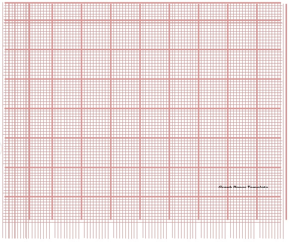 free graph paper template 10