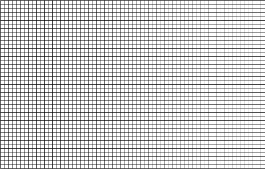 free graph paper template 6