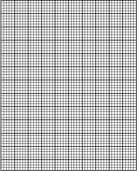 free graph paper template 7