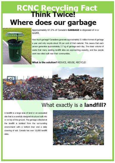 rcnc recycling fact sheet template